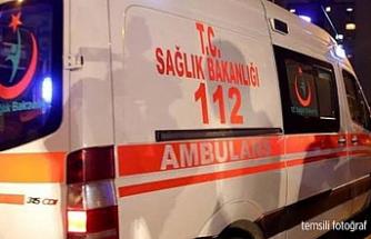 Çankırı'da tavuk döner 7 öğrenciyi zehirledi