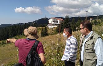 Ilgaz Dağı Milli Parkı İçinde Kamp Alanları Belirleniyor