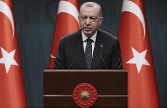 Cumhurbaşkanı Erdoğan'dan Kabine Toplantısı kararlarını açıkladı! Yeni yasaklar geldi…