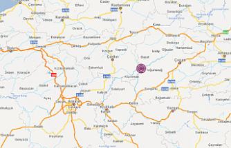 Son dakika… Sungurlu'da 3,0 büyüklüğünde deprem!