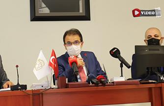 Vali Ayaz Çankırı'da güncel vaka sayılarını açıkladı! Vatandaşları uyardı...