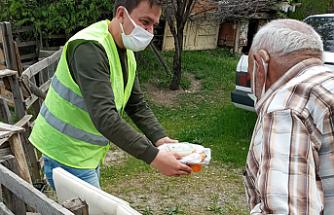 Çankırı'da 608 Aileye Sıcak Yemek Hizmeti