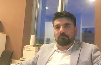 Çankırı Belediye Başkan Yardımcısı Şahin oldu!