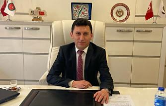Çankırı Barosu Başkanı Av. Mustafa Deniz'den Kurban Bayramı mesajı
