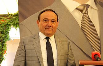 Çankırı Esnaf Kefalet ve Kredi Kooperatifi Başkanı Necati Akdoğan'dan Kurban Bayramı mesajı
