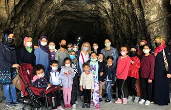 Çankırı Belediyesi Kültür Gezileri Başladı