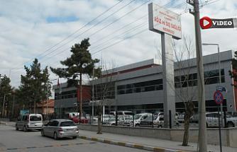 Çankırı Ağız ve Diş Sağlığı Merkezi'nde Protez ihalesi yapıldı