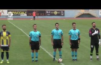 Amasyaspor 1968 FK - Kastamonu  Özel İdare S. Çeyrek Final Karşılaşması