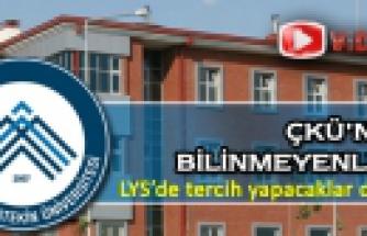 Çankırı Karatekin Üniversitesi Tanıtım Filmi