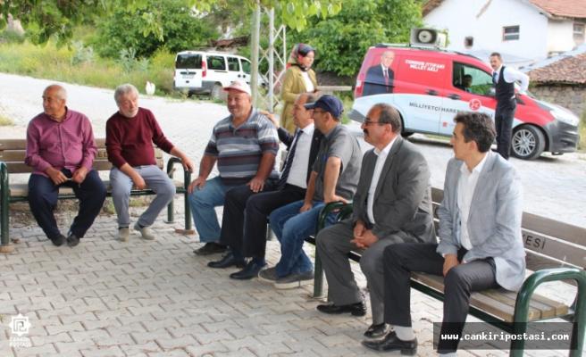 """Şekerci, """"Cumhur İttifakının meşalesi Yenikapı'da yakıldı!"""""""