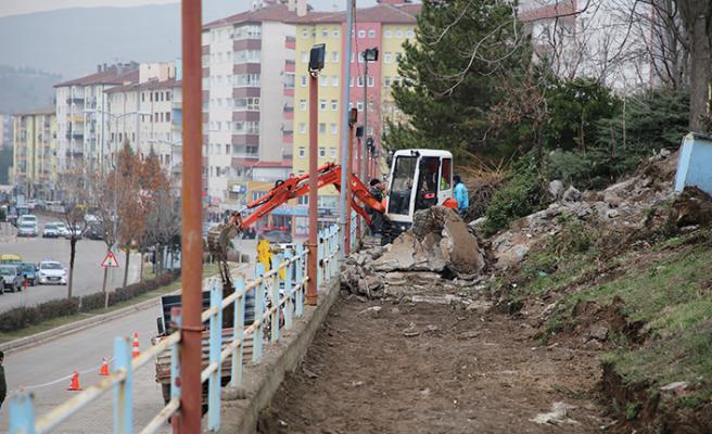 Türkeş parkı 4,5 yıl sonra nihayet start alıyor!