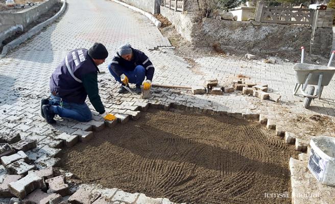 Çankırı  Şehir Mezarlığı elden geçiyor!