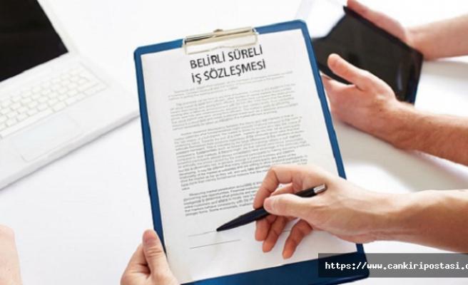 Belirli Süreli İş Sözleşmesinin İşçi Tarafından Feshi