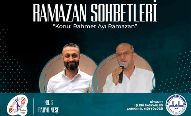 Ramazan Sevinci 30 gün boyunca  Radyo Neşe'de…