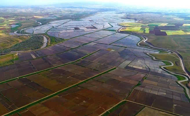 Çankırı'da sulu tarımda yeni dönem başladı!