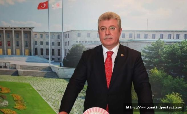 Çankırı Milletvekili Akbaşoğlu yoğun bakıma alındı!