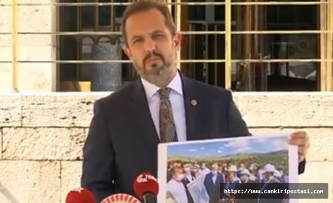 """Çivitcioğlu'ndan Kılıçdaroğlu'na """"Devrez Kızlaryolu Barajı"""" yanıtı..."""