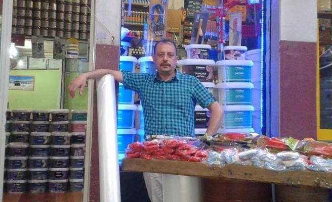 Arasta esnafı Mustafa Çakmak vefat etti!