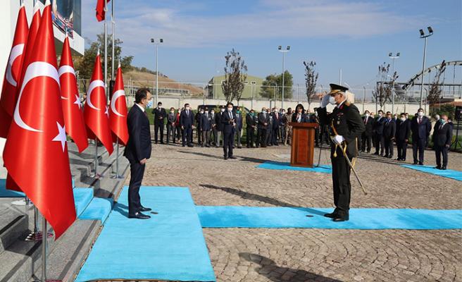 Çankırı'da Cumhuriyet Bayramı törenle kutlandı