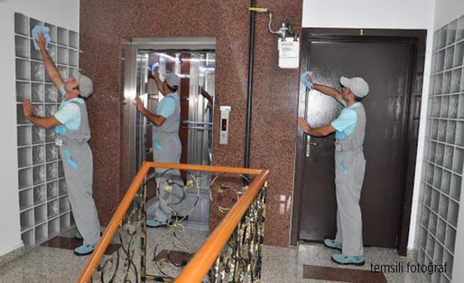 Çankırı'da temizlik firmaları tam kapanma döneminde hizmet vermeyeceklerini duyurdu!