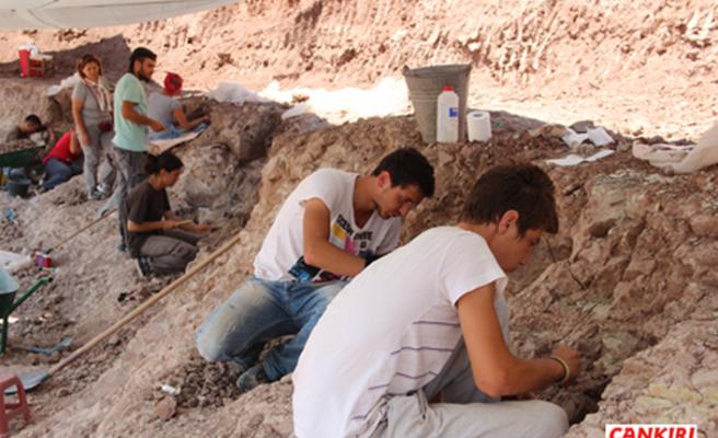 Çorakyerler Fosil Alanının  koruma statüsü değişti.