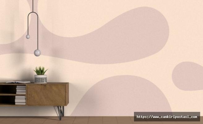 Yapışkanlı Duvar KâğıtlarıNerelerde Kullanılır?