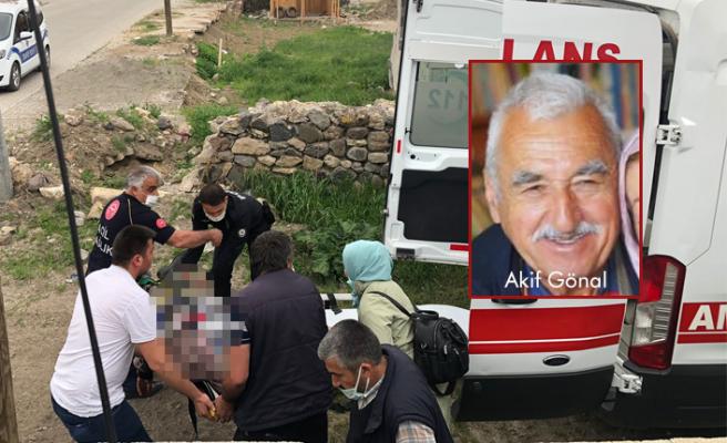 Çankırı'da feci olay! Yaşlı adamı sokak ortasında pompalı tüfekle öldürdü