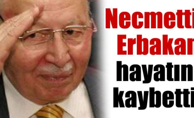 Milli Görüş Lideri Prof Dr Necmettin Erbakan vefat etti