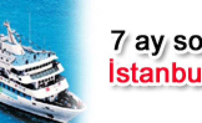 Mavi Marmara İstanbul da VİDEO