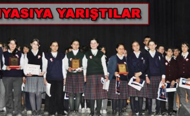Bilgi Şampiyonu Anadolu Lisesi