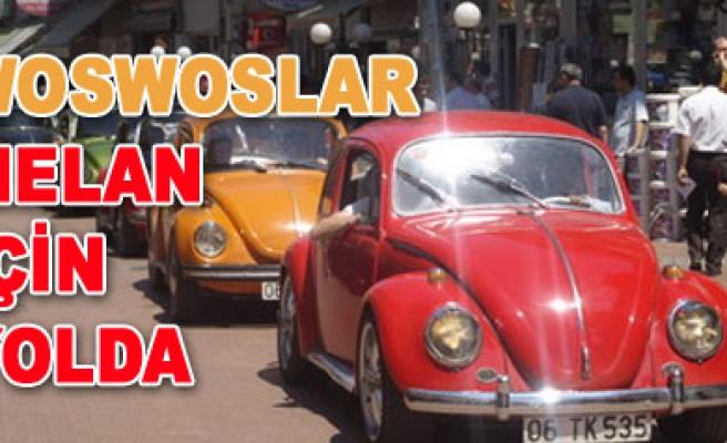 Woswoslar Melan için yola çıktı!