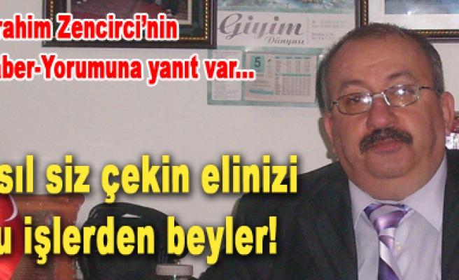 Ahi Yaran Derneği Başkanı Absarılıoğlundan açıklama.