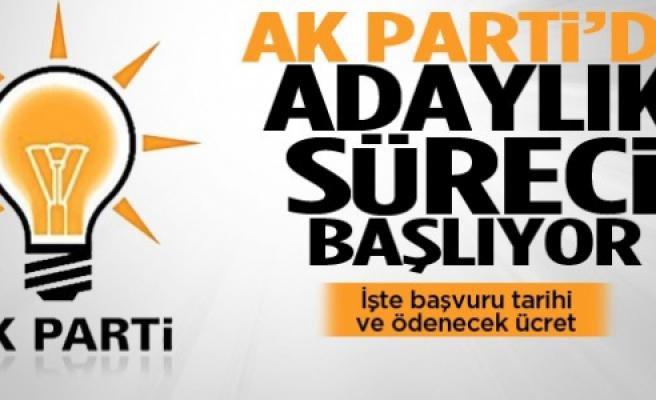 AK Parti merakla beklenen tarihi açıkladı