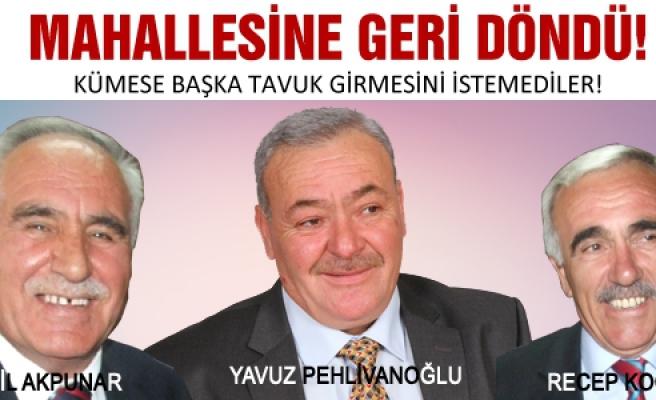 Ak Parti'den istifa eden Pehlivanoğlu, ağır konuştu.