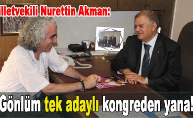 AK Parti İl Kongresi Cumartesi günü ve...