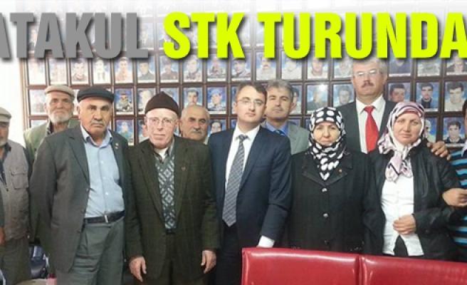 Ali Osman Atakul STK Turunda