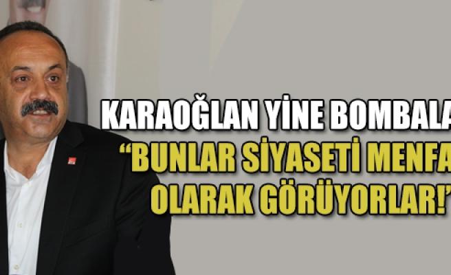 Atalay' yine AKP'yi bombaladı!
