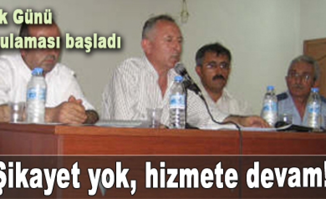 Kızılırmak Belediye Başkanı Bayar Soysal: