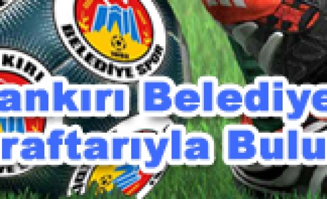 Çankırı Belediyespor 2. lig sezonuna yarın merhaba diyor.