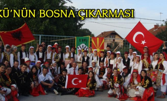 Bosnaya çıkartma yaptılar