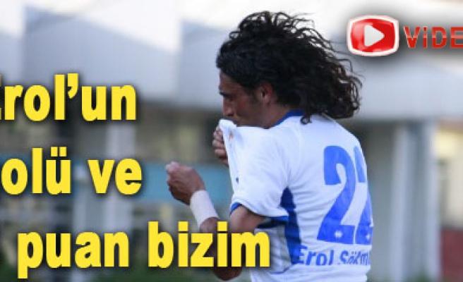 Grubun güçlü takımlarından Bugsaşsporu tek golle geçtik!