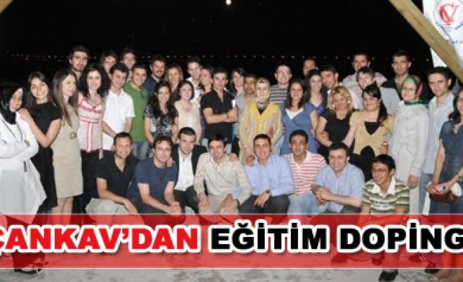 İstanbul Çankırı Vakfından Eğitim Desteği