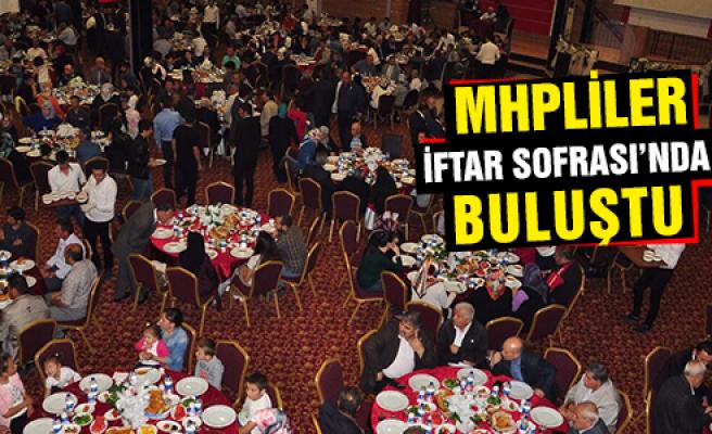 Çankırı MHP teşkilatları iftarda buluştu