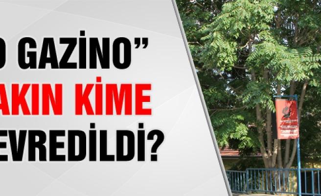 Çankırı'da askeri tesis bakın kime devredildi!