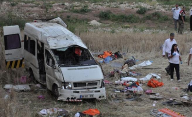 Çankırı'da Feci Kaza