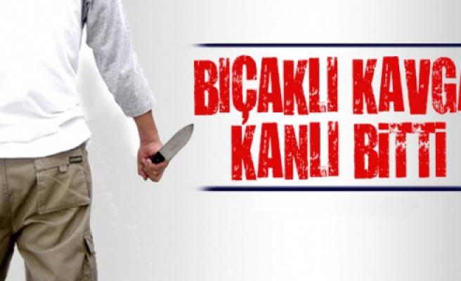 Çankırı'da İki Kişi Bıçaklandı, Birinin Durumu Ağır