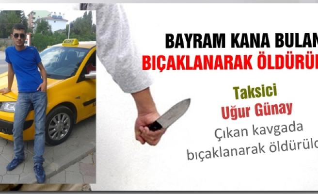 Çankırı'da Taksici Cinayeti!..