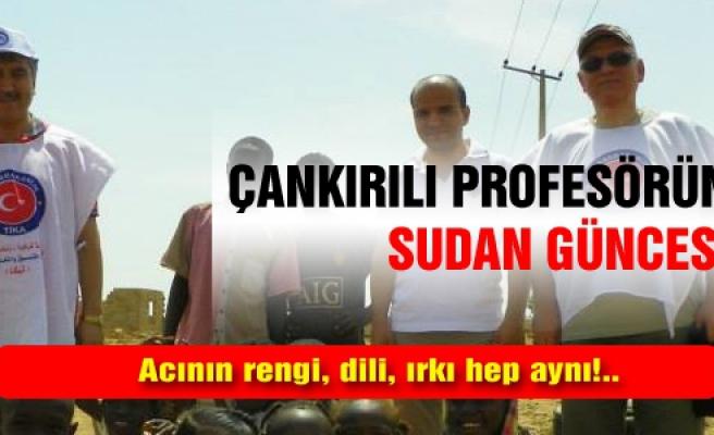 Çankırılı Profesörün Sudan Güncesi