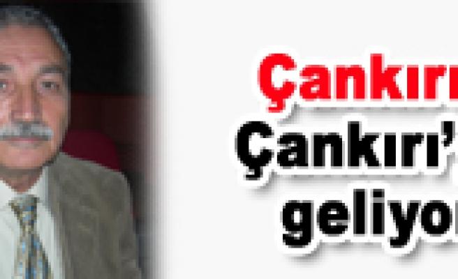 Ali Çankırılı Konferans Verecek