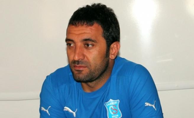Çankırıspor, Antalyaspor'u gözüne kestirdi